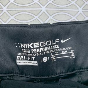 Nike Golf dri fit Women shorts